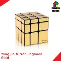Rubik Mirror Yongjun Jingmian GOLD JINGMIAN GOLD