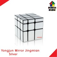 Rubik Mirror Yongjun Jingmian SILVER JINGMIAN SILVER