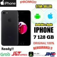 iPhone 7 128 GB baru original garansi 1 tahun distri Apple