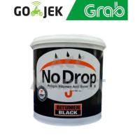 Cat Pelapis No Drop BITUMEN BLACK 4 Kg Nodrop Anti Bocor