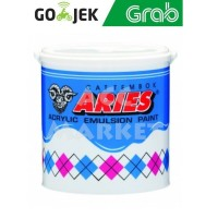Cat Aries 5 kg Avian Tembok Interior Plafon Beton Acrylic Emulsion
