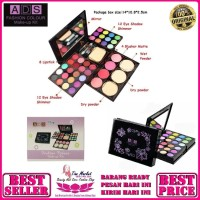 ADS Paket Make Up Lengkap Murah / EYESHADOW PALATTE / MAKE UP SET KIT