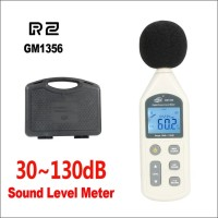 GM1356 30-130dB A/C Digital Sound Level Meter USB Noise Volume Decibel