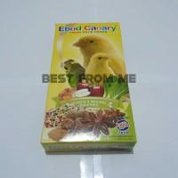 ebod canary seed dus box pakan burung kenari merpati parkit lovebird