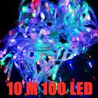 Lampu Natal LED 10M 100 LED / Lampu Tumblr / Twinkle Light