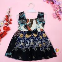 Dress Marsha Uk Bayi 6-18 Bulan / Dress Batik Baju Anak Baby Perempuan