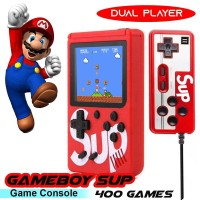 Gameboy SUP Dual Player Console Game Game Boy Retro Portable Gamepad - Putih