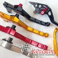 Handle Rem Aluminium CnC Adjustable Kanan Kiri Yamaha AEROX 155 LEXI