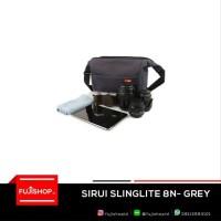 LIMITED SIRUI Slinglite 8 Fashionable Tas Kamera Grey Murah