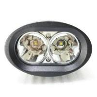 Lampu Tembak Sorot Cree Owl 2 Led 20 Watt Waterproof Sinar Putih