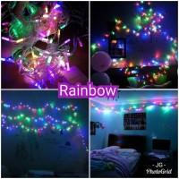 Lampu Led Dekorasi Kamar Warna Warni / Lampu Tidur Hias / Tumblr Light