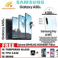SAMSUNG GALAXY A50s Ram 6/128GB Garansi Resmi TAM