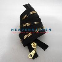 Resleting Zipper Abaya Gamis 100 cm/1 Meter Vislon Variasi Besar No 8