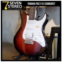 Yamaha 112J OVS Sunburst Electric Guitar