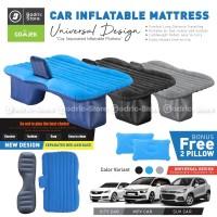 Kasur Angin Mobil / Matras Portable Indoor Outdoor - BLACK