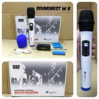 Mic Wireless Soundbest W8 Original produk