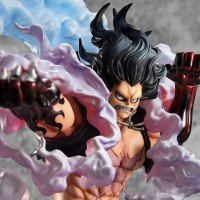 Megahouse P.O.P - Portrait Of Pirates - Luffy Gear 4 Fourth Snakeman
