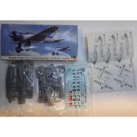 pesawat Mitsubishi Karigane Type I Kamikaze & Asakaze model kit 1/72