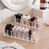 Small Compact Holder Acrylic Kosmetik Organizer Rak Makeup RO015
