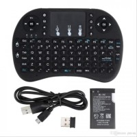 TERMURAH ORI Air Mouse Remote Smart TV BOX Android Wireless Keyboard