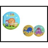 Ploopy - PP 21124 - Baby Bath Book Set isi 3 pcs