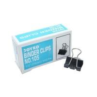 Binder Clip / Klip / penjepit Kertas No 105 Joyko / Kenko