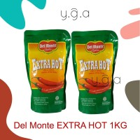 Sambal Del Monte EXTRA HOT 1KG