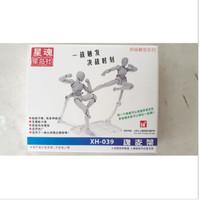 Stand Base white clear Figure SHF /HG/RG Gundam / Action figure
