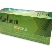 iqos heatstick yellow menthol
