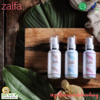 ZALFA MIRACLE FACIAL WASH (light, acne, flawless)
