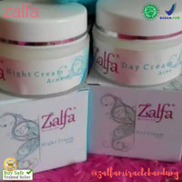 PAKET SEPASANG KRIM ZALFA MIRACLE ACNE (DAY+NIGHT CREAM)