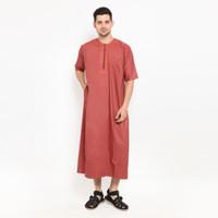 Gamis jubah pria MI'RAJ BUKHARA SALEM Spun Poly - XL