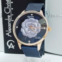 jam tangan wanita original Alexandre christie original AC 2723 LH