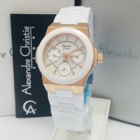 jam tangan wanita Alexandre christie original AC 2224 BF