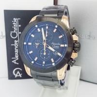 jam tangan pria Alexandre christie original AC 6522 MC