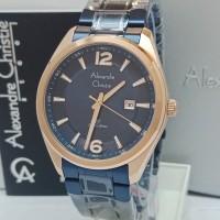 jam tangan pria Alexandre christie original AC 8583 MD