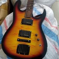 gitar listrik Ibanez diskon