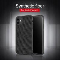 Case iPhone 11 (6.1) Nillkin Synthetic Fiber