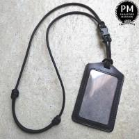 Lanyard ID Card Tali Leher Name Tag Tali Paracord with Mini Buckle