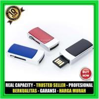 USB Flashdisk Metal Slide FDMT21 - Souvenir Promosi GARANSI 10 THN