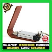 USB Flashdisk Kulit KEYCHAIN FDLT20 Souvenir Promosi GARANSI 10 THN