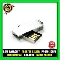 USB Flashdisk Metal Swivel FDMT22 - Souvenir Promosi GARANSI 10 THN