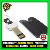USB Flashdisk Kulit KUNCI FDLT26 Souvenir Promosi GARANSI 10 THN