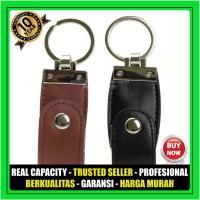 USB Flashdisk Kulit KEYCHAIN FDLT27 Souvenir Promosi GARANSI 10 THN