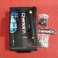 Spion Black Diamond Model Rizoma Circuit NMAX Aerox 155 PCX ADV 150