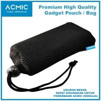Pouch Bag Jaring Premium PowerBank Power Bank ACMIC AUKEY ANKER