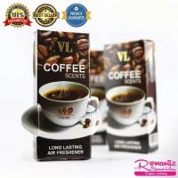 Parfum Mobil VL Coffee Scents-Aroma Kopi Hitam-Original 100%