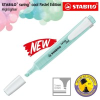 STABILO Swing Cool Pastel Touch of Turquoise / Highlighter Warna Tosca