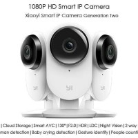 XIAOMI YI HOME CCTV 1080P XIAOYI SMART IP CAMERA