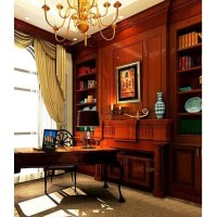 Background Foto Inkjet Uk. 2,6x3 Mtr Wisuda Rak Buku RB-020